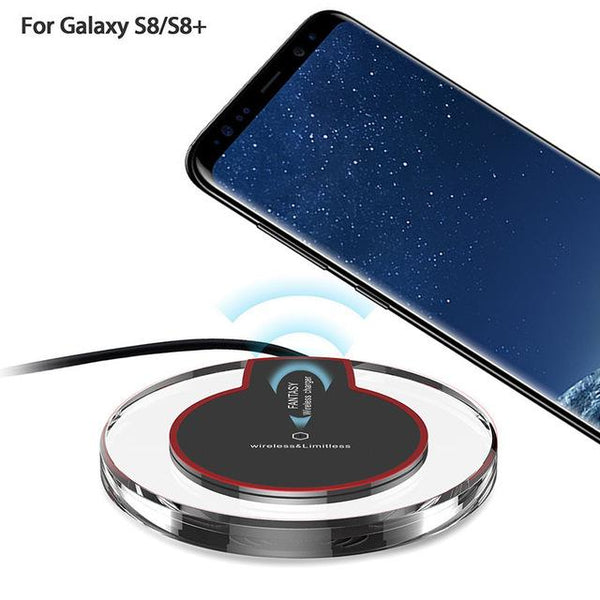 wireless charger for samsung galaxy s8/s9/s9+