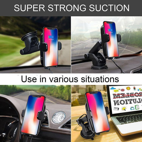 Car Phone Holder 360° Rotatable