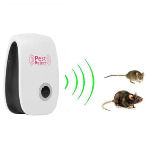 Ultrasonic Rejector Mouse Mosquito Rat Mouse Repellent Anti Mosquito