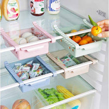 fridge rack storage organizer