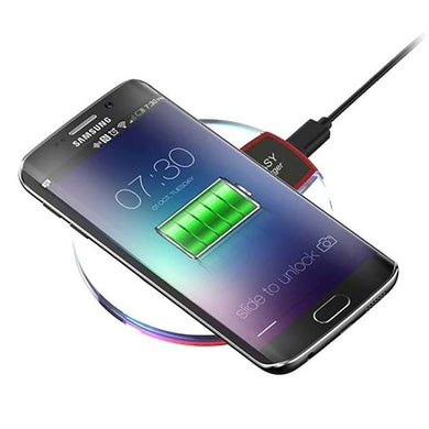 phone charged completely on phantom wireless charger