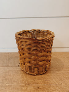 Wicker Vase Planter