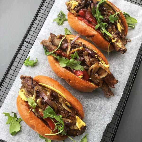 How to make a lekker Runder Boerewors Roll