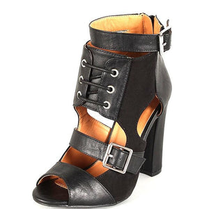 Bootie Sandals - LABELSHOES