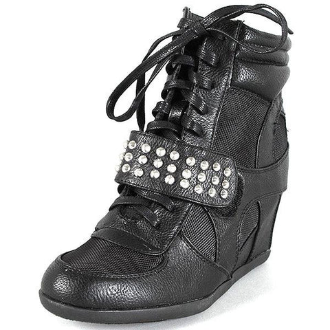 Wedge Sneakers - $22.75/pair