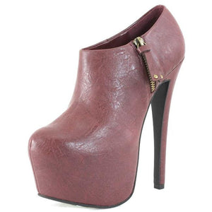 Booties Attitude-$29/pair - LABELSHOES
