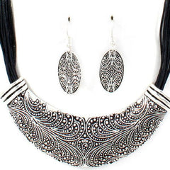 Necklace & Earring Set - 99583