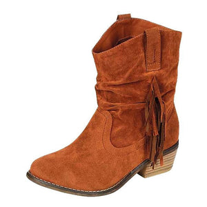 Booties-$18.75/pair - LABELSHOES