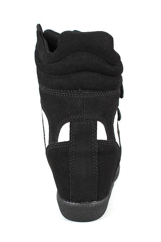 Wedge Sneakers - $29.75/pair - LABELSHOES