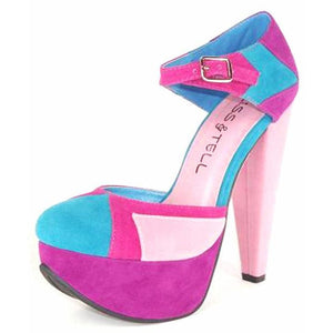 Pumps Kiss & Tell-$17.50 - LABELSHOES