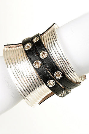 Leather Bracelet - LABELSHOES