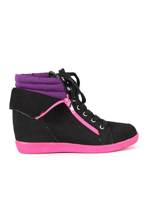 Wedge Sneaker - 28.75/pair - LABELSHOES