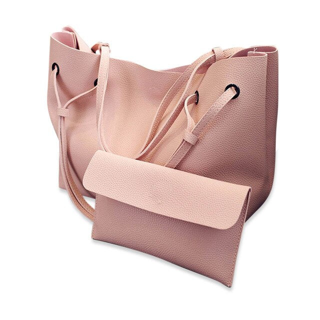 Pink Shopper Bag