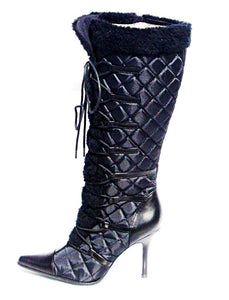 Ginna High Heels Boots - LABELSHOES