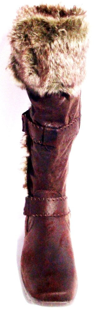 Celina Knee High Boots - LABELSHOES