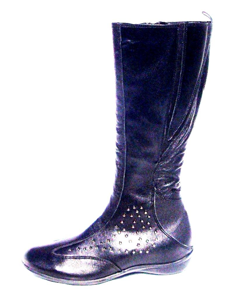 Testa di Moro Leather Boots - LABELSHOES