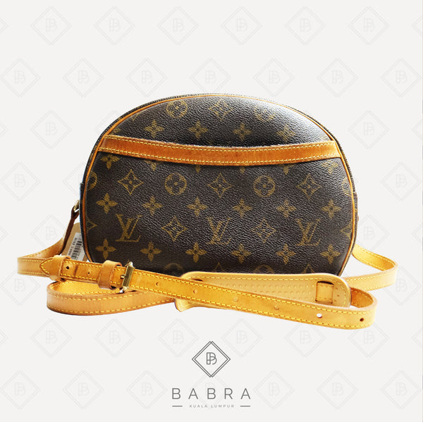 Louis Vuitton Blois monogram - BABRA - PRELOVED LUXURY