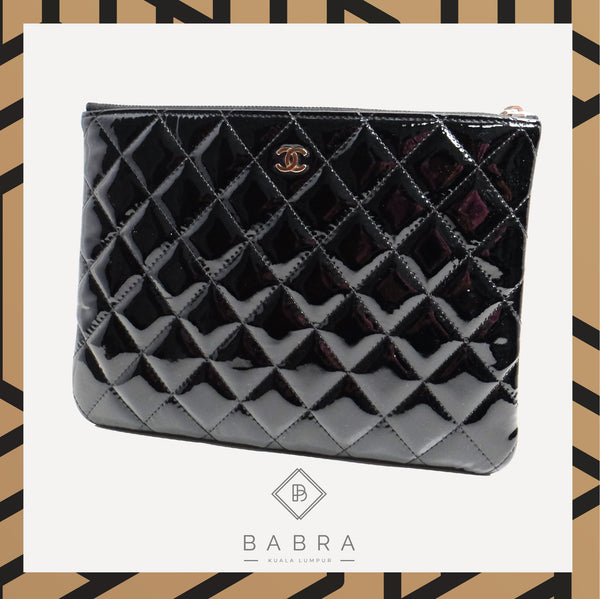 Chanel Clutch - BABRA - PRELOVED LUXURY