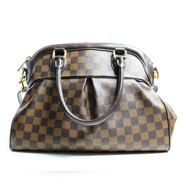 Louis Vuitton Trevi damier Ebane - BABRA - PRELOVED LUXURY