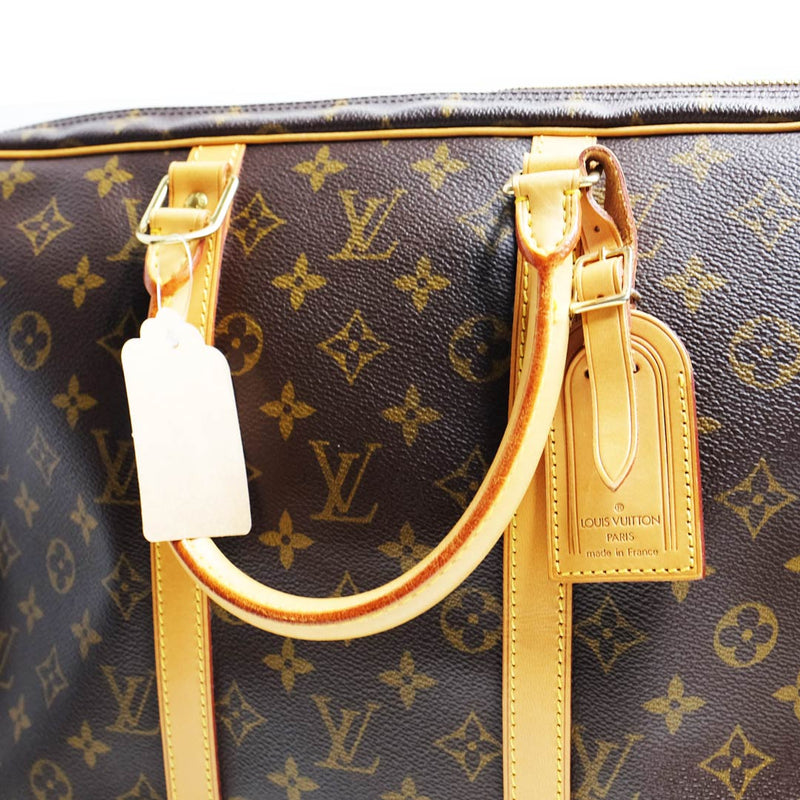 Louis Vuitton Briefcase Monogram Coated Canvas - BABRA - PRELOVED LUXURY