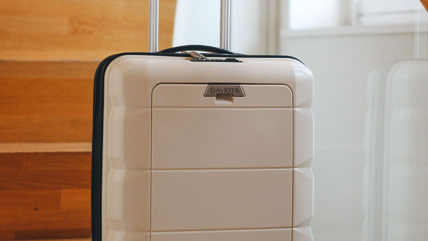 The Perfect Luggage for your next Business Trip