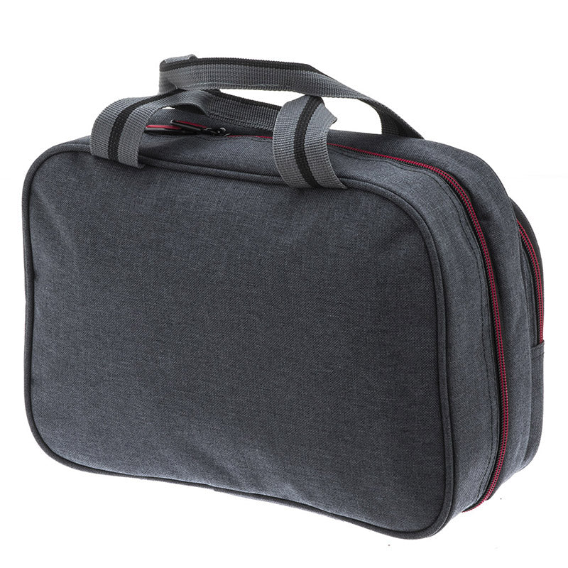 TRAVEL IN GREY Toilet Bag