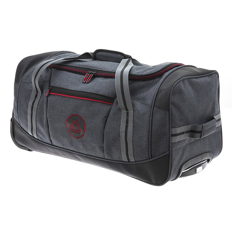 TRAVEL IN GREY 60cm Charter Bag