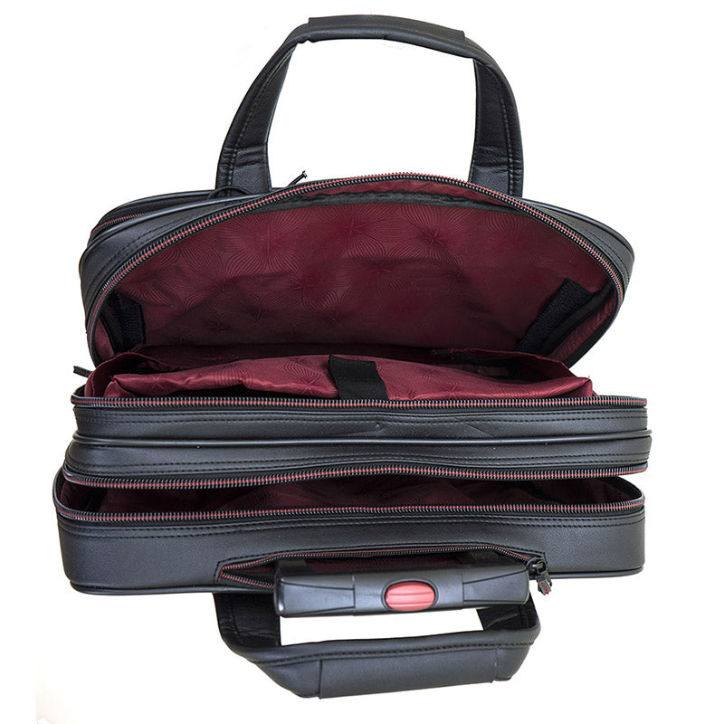 ORAN Synthetic Trolley Bag for 15