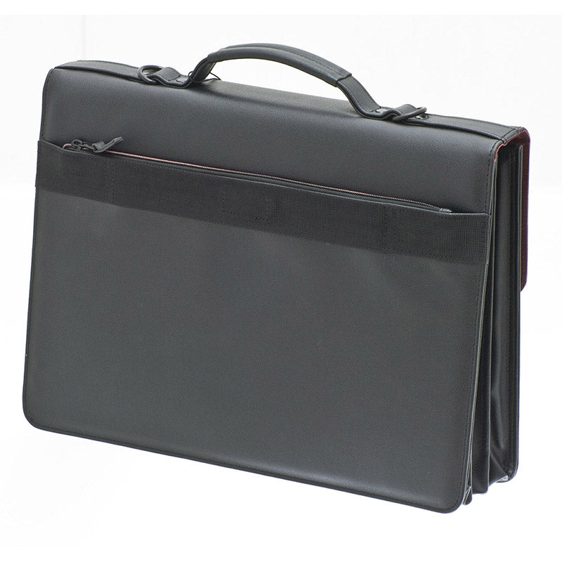 ORAN Triple Synthetic Briefcase