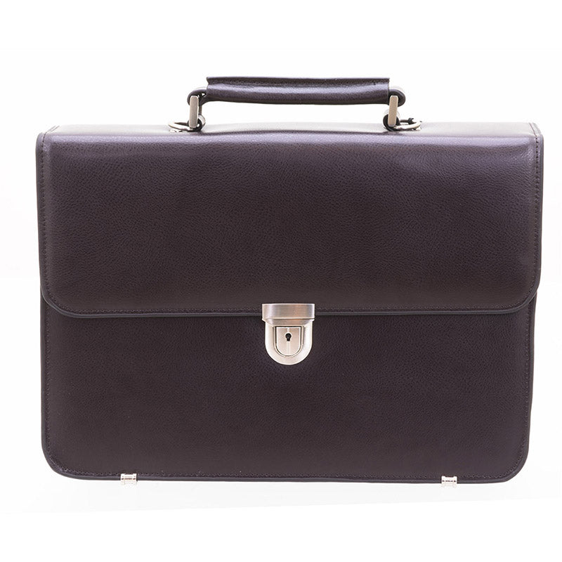 STANFORD Briefcase 3 Compart. 41cm