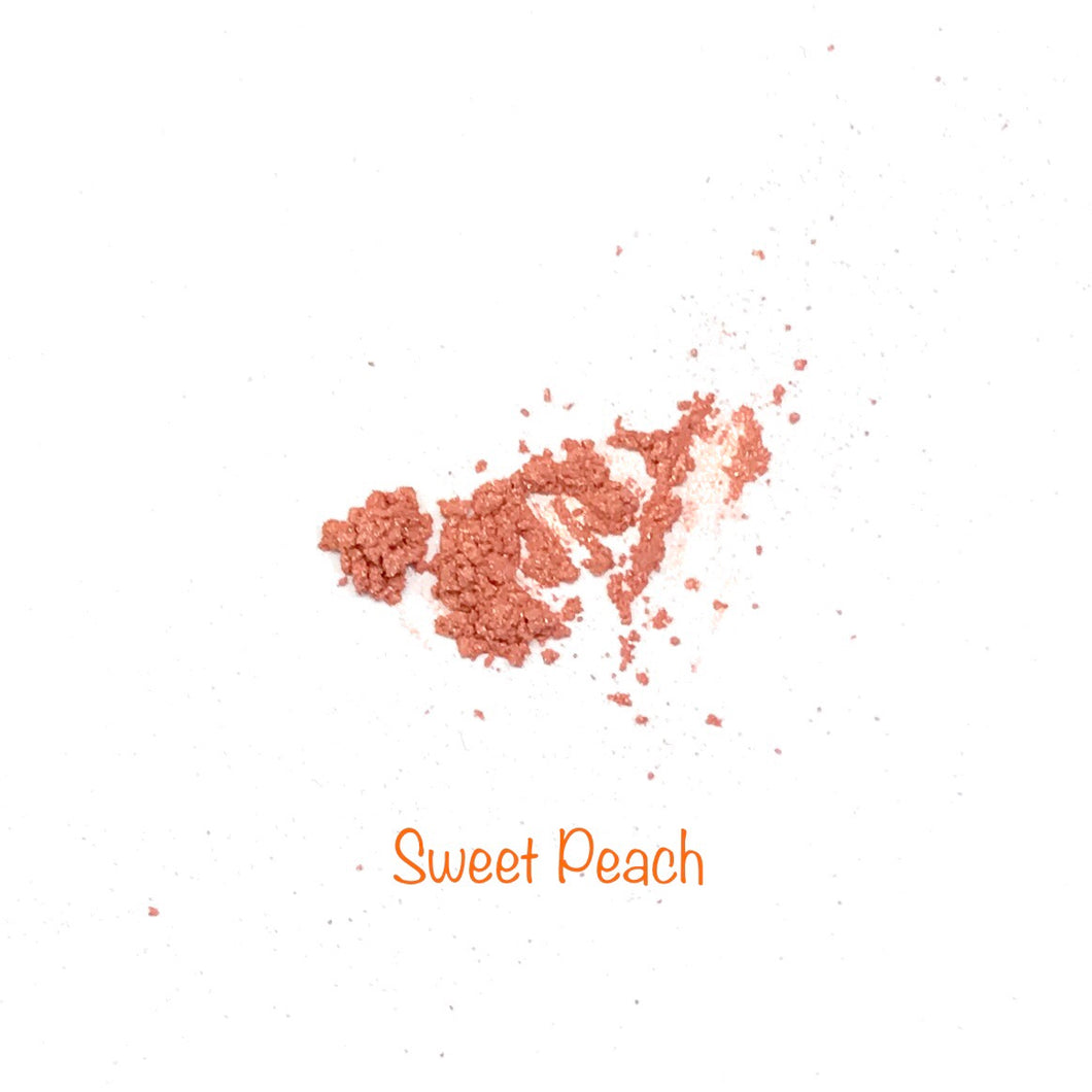 Pure Mineral Blush - Poskipuna Sweet Peach