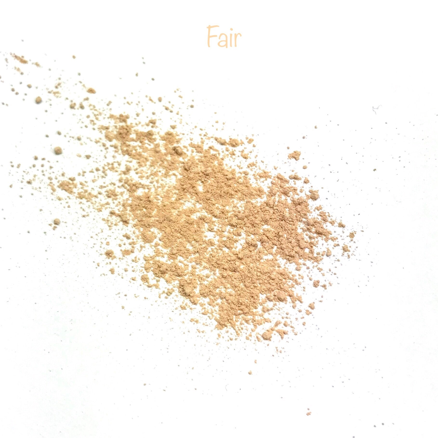 Pure Mineral Foundation Fair - Mineraalimeikkipuuteri