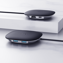 Load image into Gallery viewer, CB-C70 5-in-1 Unity Wireless Charging USB-C Hub