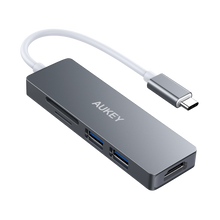 Load image into Gallery viewer, CB-C72 5-in-1 USB-C Hub