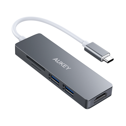 CB-C72 5-in-1 USB-C Hub