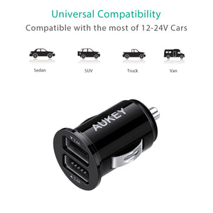 CC-S1 2 Port Car Charger