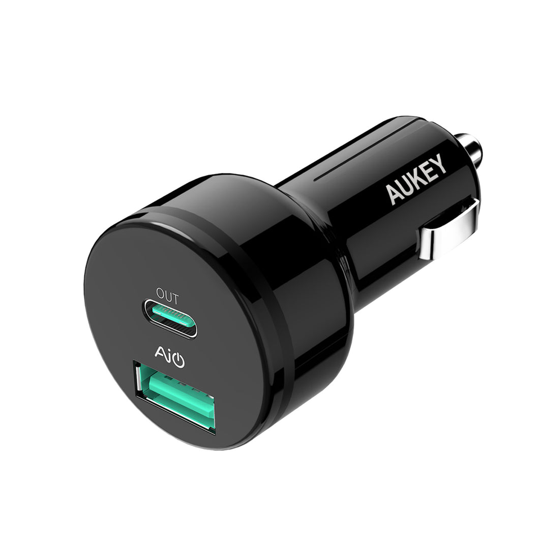CC-Y7 PD AiPower Car Charger