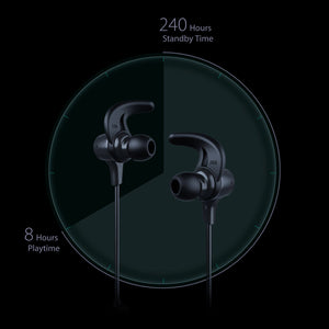 EP-B40 Latitude Wireless Earbuds with APTX and IPX4 Water Resistant
