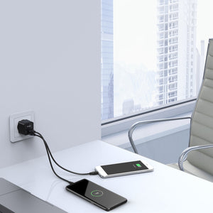 PA-U32 2 PORT 4.8A Wall Charger