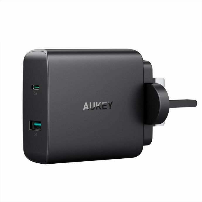 PA-Y10 2 Port Power Delivery Wall Charger