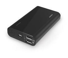 Load image into Gallery viewer, PB-AT10 10,050mAh Quick Charge 3.0 Powerbank (Black)