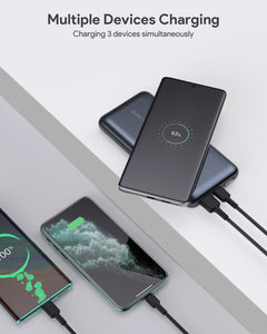 PB-WL03S 20000mAh 22.5W Wireless Powebank PD (Supports Huawei SCP Fast Charge)