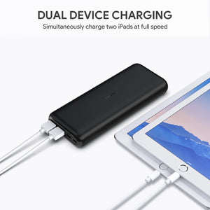 PB-XN20 20,000mAh Type C ULTRA Slim Powerbank with USB C Fast Charging 5V 3A