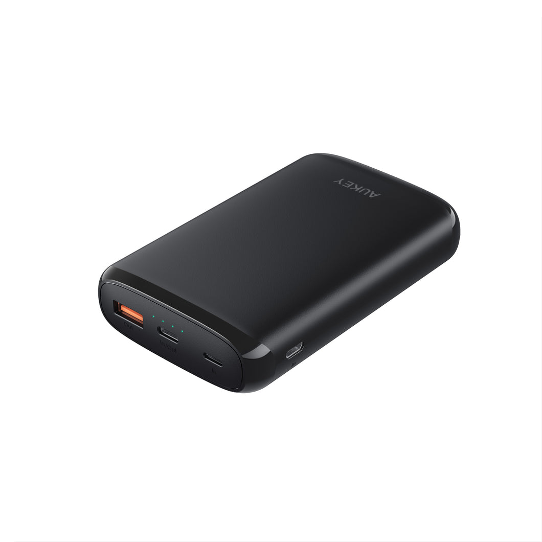 PB-Y22 18W Power Delivery USB C 10,000mAh Powerbank with Quick Charge 3.0