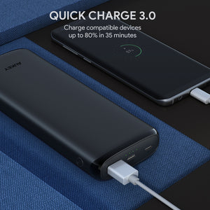 PB-Y23 20,000mAh Sprint Go Lightning 20 with 18W Power Delivery & QC 3.0 Powerbank
