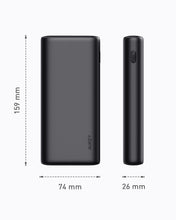 Load image into Gallery viewer, PB-Y37 20,000mAh 65W PD Powerbank Fast Charge