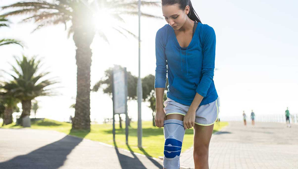 How to Support a Netball ACL Injury