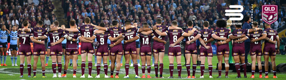 Bauerfeind and the Queensland Maroons: Partners in elite quality | Compression Partner