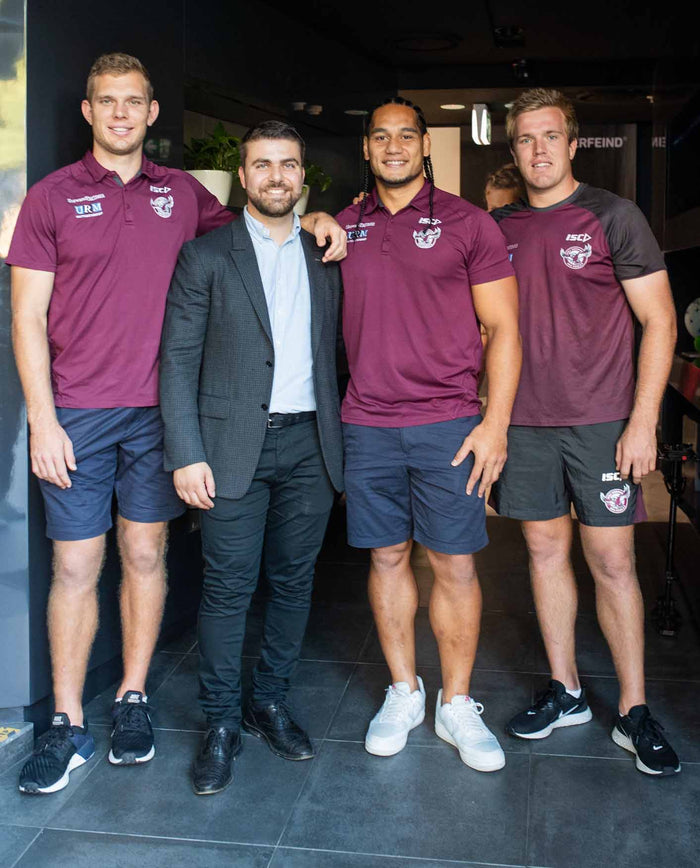 Bauerfeind Australia Launches a New Partnership with Manly Sea Eagles