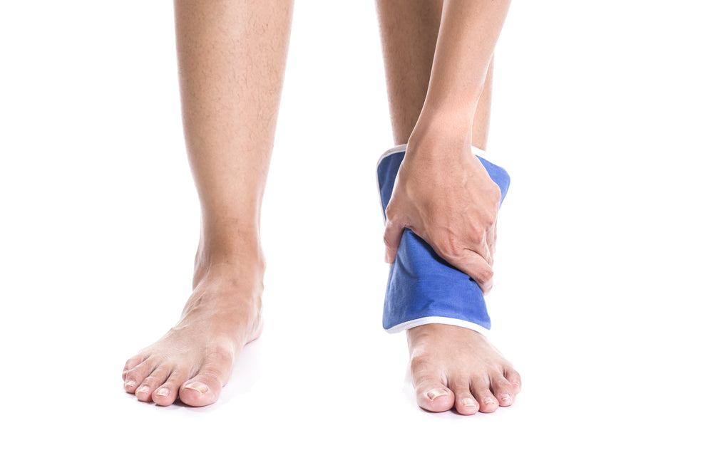Can I Walk With a Swollen Ankle?